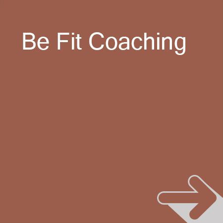 Be Fit Experience Be Fit coaching